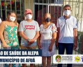 Comissão de Saúde da ALEPA visita o município de Afuá