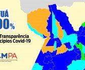Ranking Transparência dos Municípios Covid-19 – Afuá é 100%