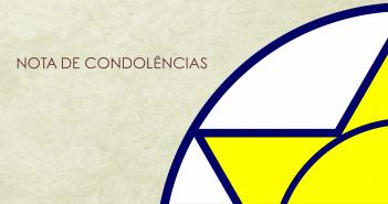 Nota de Condolências – Evandro Machado de Andrade